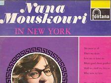LP 2754  NANA MOUSKOURI IN NEW YORK