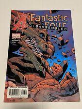 Fantastic Four #518 November 2004 Marvel Comics