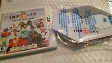 NEW Disney Infinity 1.0 Game Wireless Portal Base Nintendo 3DS Toy Box Challenge