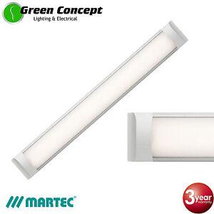 NEW MARTEC Blade 36W 120cm Slim LED Batten Ceiling Surface Mount Light