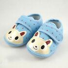 6-18Month Newborn Baby Prewalker Soft Sole Leather Crib Shoes Anti-slip Sneaker
