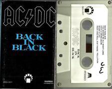 AC/DC Music Cassettes