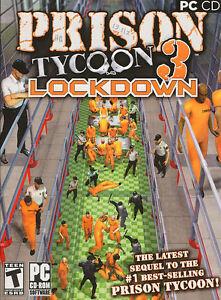 Prison Tycoon 3 Lockdown - Jail Prison Management Sim PC Game NEW