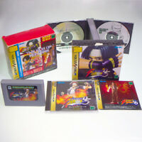 The King of Fighters KOF Best Collection 95-97 Sega Saturn Japan Import SS NTSC