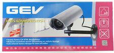 GEV Dummy - Kamera CSV 9738 | Metallgehäuse | Blinkende Leuchtdiode