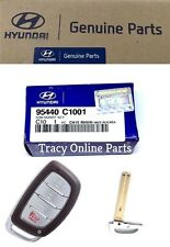 Genuine Smart Key FOB Keyless Entry Remote and Emergency Key Sonata 2015-16-17
