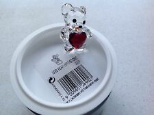 Swarovski Crystal Figurine Birthstone Kris Bear July