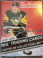 2019-2020 Upper Deck Tim Horton's Hockey cards U-PICK to finish your Master sets