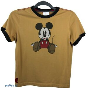 Disney Mickey Mouse Hanna Andersson Classic Graphic Print T-Shirt