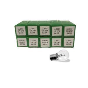 20 x  Lucas 382 Stop / Brake light One Filament Bulb (LLB382) 12v 21w LLB382