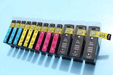 12 Ink Cartridge 100XL for Lexmark Pro205 Pro805 Pro705