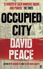 Occupied City, David Peace