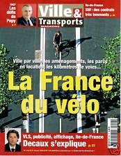 Ville & Transports N°442 RATP SNCF STIF (27/02/2008)