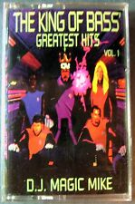 DJ Magic Mike Greatest Hits V. 1 (Cassette, 1993, Cheetah Records) NEW