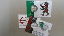 coin card 2 euro 2019 LITUANIA Žemaitija Lituanie Litauen Lietuva Lithuania