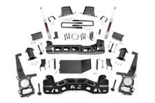 "Ford F150 4"" Suspension Lift Kit 2011-2014 4wd Rough Country"