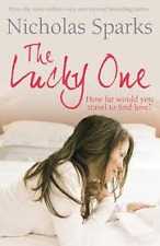 The Lucky One - Nicholas Sparks - Large Paperback 20% Bulk Book Discount