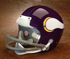 Minnesota Vikings style NFL Vintage Football Helmet - FRAN TARKENTON 1974-1978