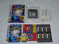 Pokemon Trading Card Game JAP JP JPN JAPAN OVP CIB REG Card GB Gameboy !!!
