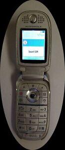 Motorola V series V195 - Blue/Grey (T-Mobile) Cellular Phone