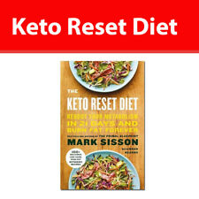 The Keto Reset Diet Reboot Your Metabolism in 21 Days and Burn Fat Forever