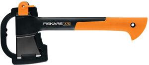 Fiskars Hatchet Chop 14 Inch Camping Outdoor Backpack Hunter Axe X7 Unbreakable