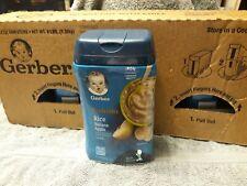 Gerber Probiotic Rice Cereal, Banana Apple, 8 oz, 6-Pack