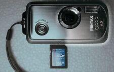 PENTAX Optio Wpi 6MP Waterproof Digital Camera 3X Optical Zoom