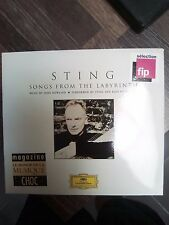 STING - Song from the Labirynth