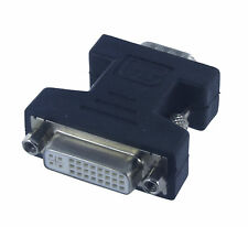 DVI-I Female Analog(24+5) to VGA Male(15-pin) Connector Adapter Buy 2 Get 1 Free