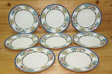 "Minton B898 (8) Bread & Butter Plates, 6 3/8"""