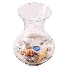Creative Plastic Bottle Vase Hydroponic Plant Transparent Flower Plant Pots