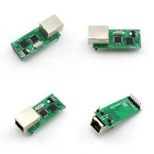 RS232 Serial to Ethernet Converter TCP/IP/ARP/UDP Module High Speed Stable WFR