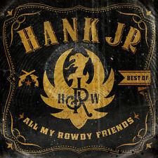 Best of All My Rowdy Friends 0715187929821 by Hank Jr. Williams CD