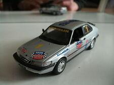 """Minichamps Saab 900 1995 """"Saab 900 Talladega Challange"""" in Grey on 1:43"""