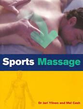 Sports Massage, Cash, Mel, Ylinen, Dr Jari, New Book