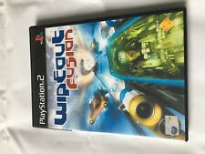 Wipeout Fusion Com   Playstation 2