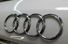 Original Audi A5 Sportback Audi Ringe Audi Zeichen für hinten 8W8853742 2ZZ