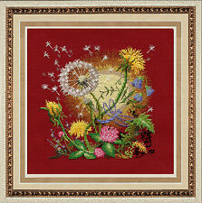 """Counted Cross Stitch Kit GOLDEN HANDS - """"Dawn"""""""