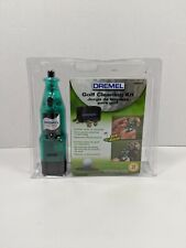 Dremel Golf Cleaning Kit 760-01 w/ 2 Tools & Carrying Case