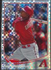 2013 TOPPS CHROME XFRACTOR DIDI GREGORIUS CARD #65 ROOKIE RC SP NEW YORK YANKEES