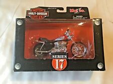Maisto 1:18 Harley-Davidson 2002 Xl 1200 C Series #17 in Box