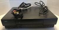 RCA ~ VHS VCR Recorder Player ~VR603AHF Hi-Fi  4 Head ~ Works Great ~ No Remote