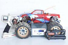 Traxxas Custom Revo RC Truck  3.3 1/8 NitroIntegy RB TM323