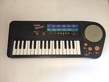 Casio Rapman RAP-1 Electronic Keyboard Voice Effector TESTED Working