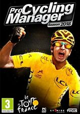Pro Cycling Manager 2018 (ciclismo) PC Focus