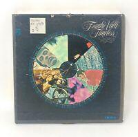 Frankie Valli Timeless Reel To Reel Pinwheel 4 Track Stereo 3 3/4 IPS PT6274