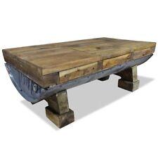 vidaXL Solid Reclaimed Wood Coffee Table 90x50x35cm Living Room Furniture