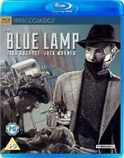 The Blue Lamp (Digitally Restored) [Blu-ray] [2016] [DVD][Region 2]