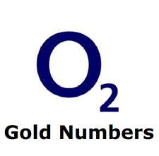 gold numbers on O2 network
